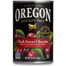 Oregon Fruit Product Pitted Dark Sweet Cherry 15 Ounce Per Can - 8 Per Case