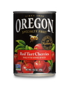 Oregon Fruit Product Pitted Red Tart Cherries 14.5 Ounce Per Can - 8 Per Case