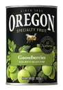 Oregon Fruit Product Gooseberries 15 Ounce Per Can - 8 Per Case