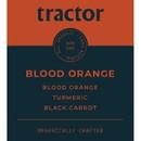 Tractor Beverage Co Organic Blood Orange Soda Syrup