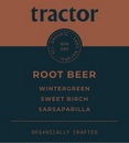 Tractor Beverage Co Organic Root Beer Soda Syrup
