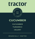 Tractor Beverage Co Organic Cucumber Soda Syrup
