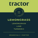 Tractor Beverage Co Organic Lemongrass Soda Syrup