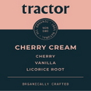 Tractor Beverage Co Organic Cherry Cream Soda Syrup
