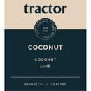 Tractor Beverage Co Organic Coconut Soda Syrup