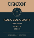 Tractor Beverage Co Organic Tractor Cola Light Soda Syrup