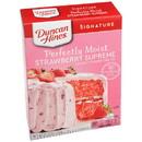 Duncan Hines Signature Strawberry Supreme 15.25 Oz
