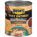 Bush'S Best Easy Entrees Texas Ranchero #10 Can - 6 Per Case