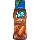 Silk Aseptic Dark Chocolate Almond Milk 10 Fluid Ounce Bottle - 12 Per Case