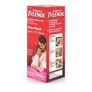 Tylenol Children'S Suspension Bubblegum 4 Fluid Ounce - 36 Per Case