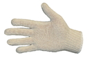 Glove String Knit Natural 1-25 Count