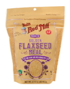 Bob'S Red Mill Golden Flaxseed Meal 16 Ounce Bag - 4 Per Case
