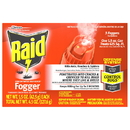 Raid 77701 Concentrated Triple Pack Fogger 12-4.5 Ounce