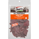 Oberto All Natural Teriyaki Beef Jerky 9 Ounces Per Pack - 6 Per Case