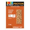 Kind 26026 Kind Snacks Crunch Peanut Butter Protein Bar 1.76 ounce Bar - 12 Per Pack - 6 Per Case