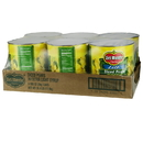 Del Monte Lite In Extra Light Syrup Diced Pear #10 Can - 6 Per Case
