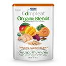 Nestle 00043900689852U Compleat(R) Organic Blends Chicken-Garden Blend 8 X 10.1oz (300 Ml) Pouch