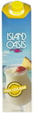 Island Oasis Aseptic Pina Colada Frozen Drink And Smoothie Mix 1 Liter Carton - 12 Per Case