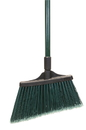 O-Cedar Commercial Maxisweep Angle Green Broom 4 Per Pack - 1 Per Case