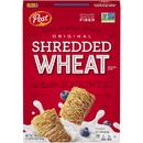 Post 100% Whole Grain Original Shredded Wheat Cereal 16.4 Ounces Per Box - 6 Per Case