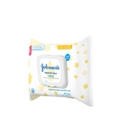 Johnson'S Baby Hand And Face Wipes 25 Per Pack - 4 Per Case