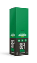 Chef'S Cut Real Jerky 5370 Real Snack Sticks Jalapeno Cheddar 3-16-1 Ounce
