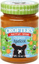 Crofters Organic 60067275000366 Spread Fruit Apricot 6-10 Ounce