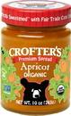 Crofters Organic 60067275000960 Spread Premium Apricot 6-1 Each