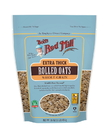 Bob'S Red Mill Extra Thick Rolled Oats 16 Ounce Bag - 4 Per Case