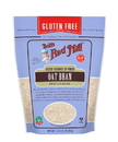 Bob'S Red Mill Gluten Free Oat Bran Hot Cereal 16 Ounce Bag - 4 Per Case