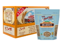 Bob'S Red Mill Organic Extra Thick Rolled Oats 32 Ounce Bag - 4 Per Case