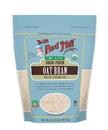 Bob'S Red Mill Organic Oat Bran 18 Ounce Bag - 4 Per Case