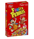 Post Gluten Free Fruity Pebbles Cereal 40 Ounces Per Pack - 4 Per Case