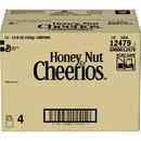 Honey Nut Cheerios Gluten Free Cereal 10.8 Ounces Per Box - 12 Per Case