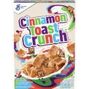 Cinnamon Toast Crunch Cereal 12 Ounces Per Box - 12 Per Case