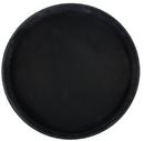 Winco TFG-14K Tray Fiberglass Premium Non Slip Black 1-1 Each