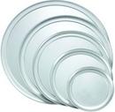 Winco APZT-17 Zero Trans Fat Wide Rim 17 Inch Aluminum 1-1 Each