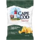 Cape Cod 790112209 Jalapeno Potato Chip 6-2 Ounce