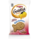 Pepperidge Farm Goldfish Cinnamon Whole Grain Giant Grahams .9 Ounce Bag - 300 Per Case