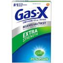 Gas-X 44070681 Soft Gel 125 Milligram 4-6-20 Each