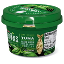 Chicken Of The Sea 10048000005509 Chicken Of The Sea Infusions Basil Tuna 6 Pack Of 2.8 Ounce