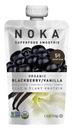 Noka Blackberry Vanilla Superfruit Smoothie 4.22 Ounce Bottle - 6 Per Pack - 2 Per Case