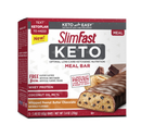 Slimfast 87451 Slimfast Keto Meal Replacement Bar Whipped Peanut Butter 4 5Pk