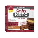 Slimfast 87482 Slimfast Keto Fat Bomb Peanut Butter 4 14Pk