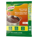 Knorr Beef Flavor Gravy Mix 12.6 Ounce Pack - 6 Per Case