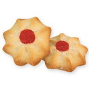 Cookies United Cherry Jelly Top Cookie 6 Pounds Per Pack 1 Per Case