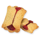 Cookies United Sugar Free Raspberry Pocket Cookie 5 Pounds Per Pack 1 Per Case