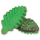 Cookies United Pistachio Leaf Cookie 5.75 Pounds Per Pack 1 Per Case