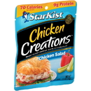 Starkist Chicken Creations Chicken Salad 2.6 Ounce Pouch - 12 Per Case
