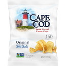 Cape Cod 790112158 Kettle Chips Salted 88-1 Ounce